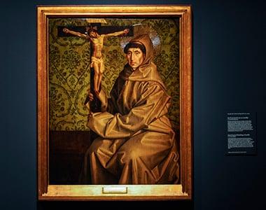Acompañando a Van der Weyden