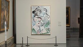 Conociendo a Picasso
