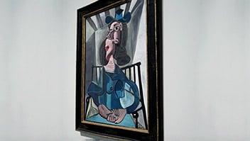 Obras de arte que reflejan vidas intensas