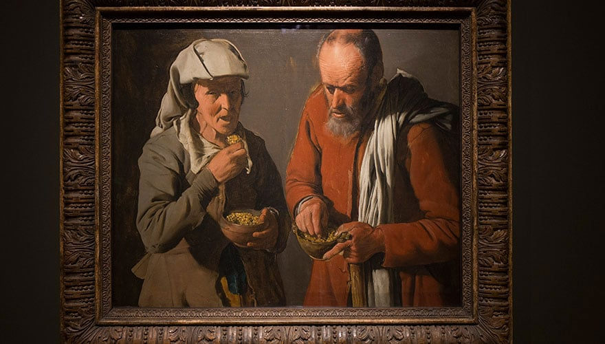 Comedores de guisantes