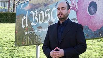¿Cuándo llegó El Bosco a España?