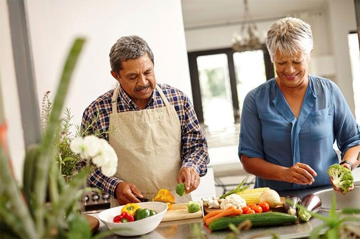 Reduce tu colesterol con dieta y ejercicio