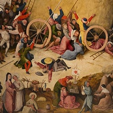 El mundo que pintó El Bosco