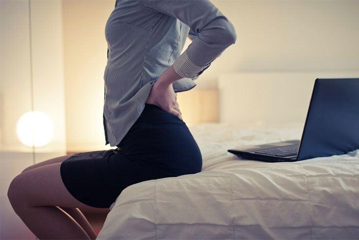 ¿Dolor de espalda frecuente? Claves para combatirlo