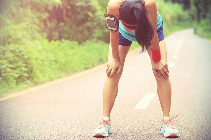 Claves para recuperarse tras un esfuerzo físico