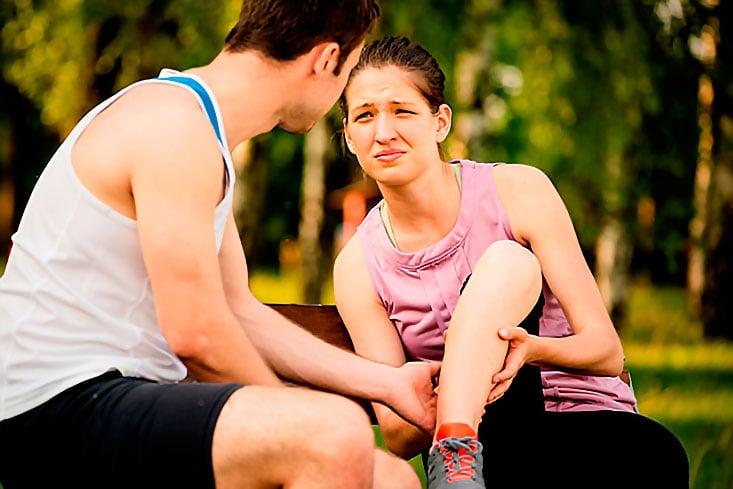 Fatiga muscular y nauseas