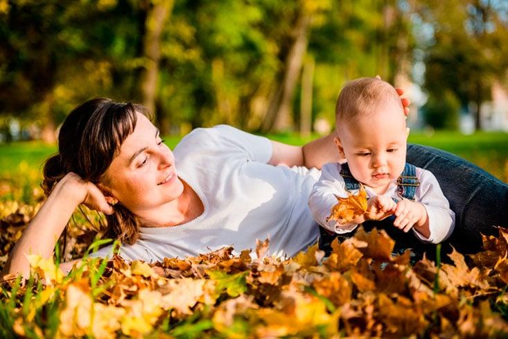 Protege a tu bebé ante la llegada del otoño