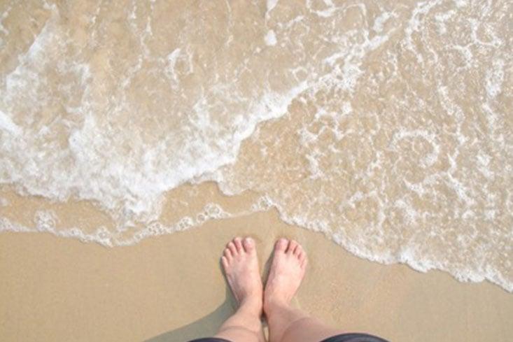 Así ayuda el agua de mar a todo tu cuerpo