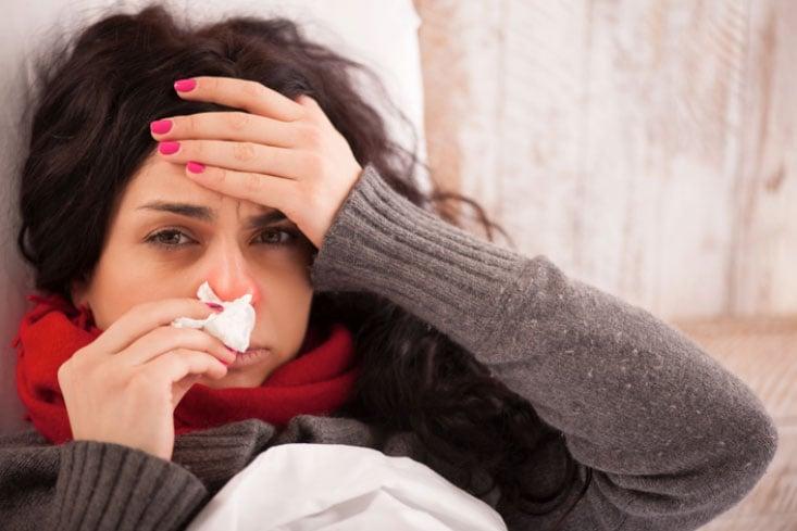 Así puedes librarte de la gripe este otoño