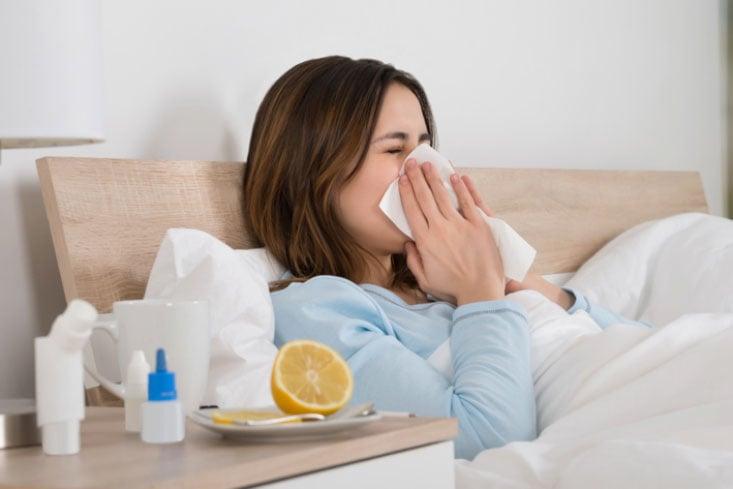 5 creencias erróneas sobre la gripe