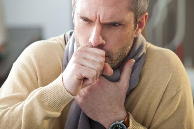 Así se propaga el virus de la gripe