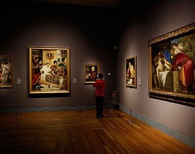 Un viaje por el arte