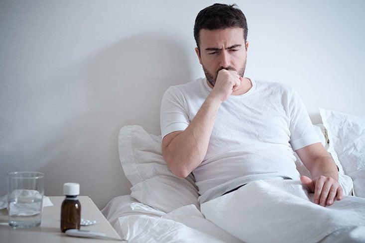 5 síntomas inequívocos de gripe