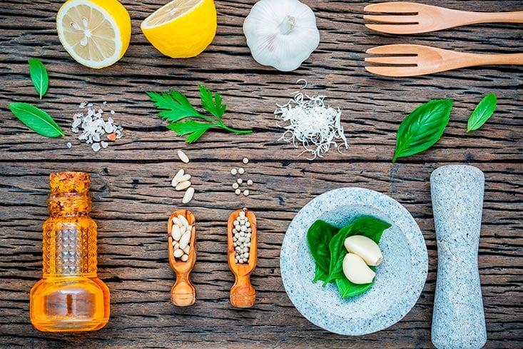El menú ideal para tu sistema inmunológico