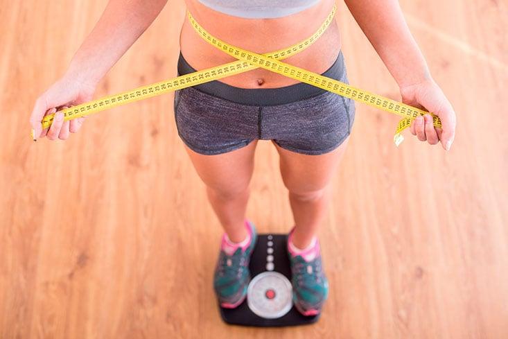 Bajar de peso segun la edad