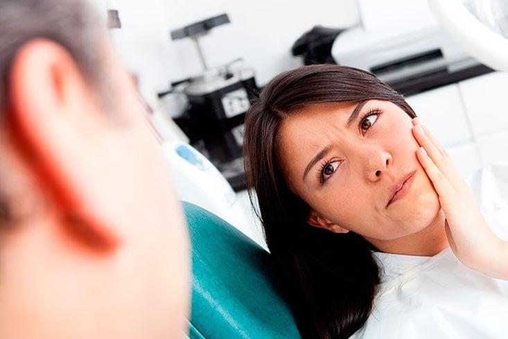 Los problemas dentales que más solemos confundir