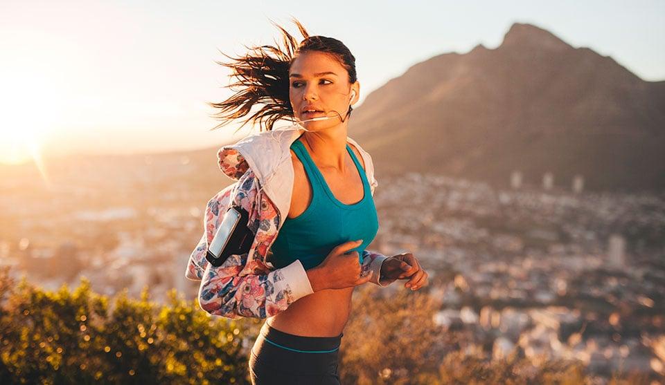 beneficios de correr 6 km. diarios