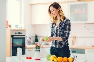 Las 7 claves de la dieta anticelulítica