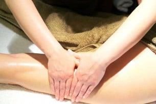Los beneficios de un masaje drenante