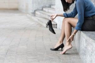 7 trucos para combatir las piernas cansadas