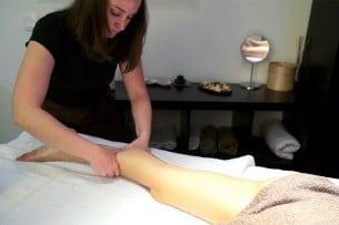 Éste es el masaje que puede mejorar tu rendimiento