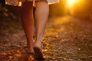 Dale un descanso a tus piernas tras el verano