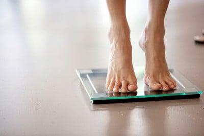 ¿Cómo sé si estoy realmente en mi peso?