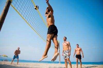 ¿Deporte en la playa? Atento a las precauciones a seguir