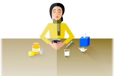 ¿Gripe o catarro? Éstas son las diferencias