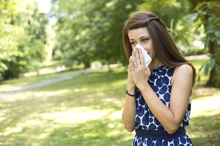 ¿Alergia o catarro? Identifica las diferencias