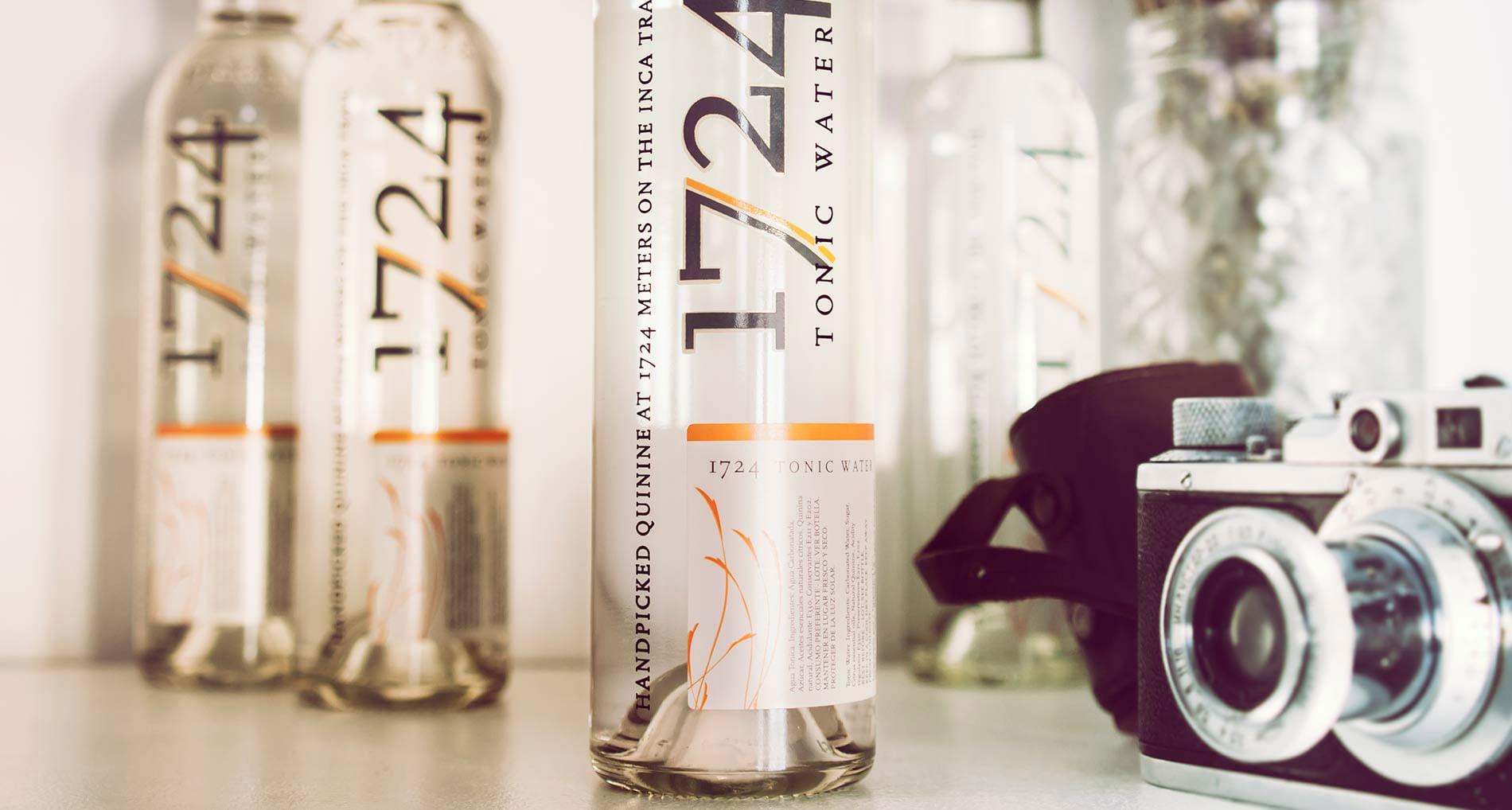 1724 Tonic Water el sabor de lo auténtico