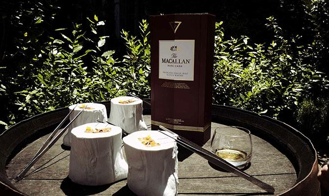 La unión perfecta entre The Macallan y el Celler de Can Roca