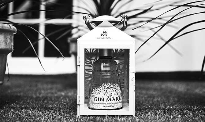 Gin Mare, luz marinera para esta Navidad