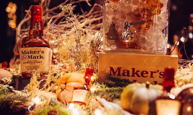 El sabor más cálido (y rompedor) de esta Navidad llega con Maker´s Mark