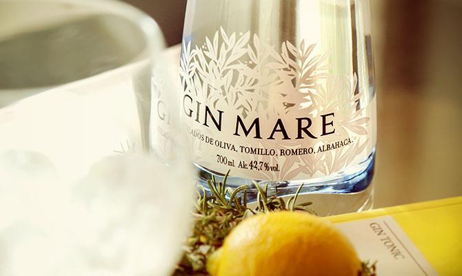 Los mejores bares prefieren Gin Mare