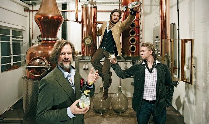Sipsmith Dry Gin: romper las normas para recuperar la esencia