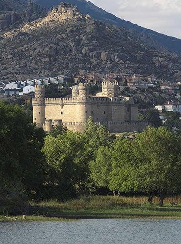 Conoce Madrid a través de sus castillos