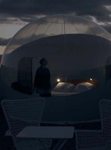 Puedes dormir en una base lunar sin salir de España