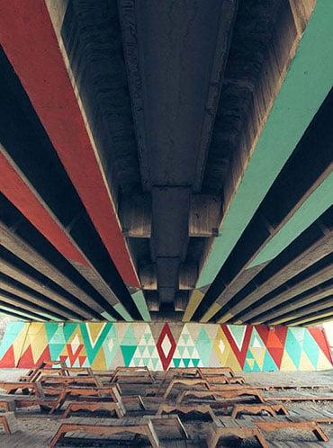 8 artistas urbanos a los que seguir la pista a través de Madrid