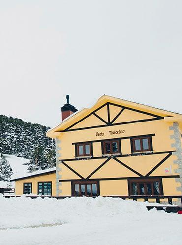 Planes en la nieve para alérgicos al esquí