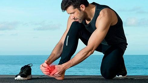 ¿Cuáles son las lesiones más comunes de un corredor?