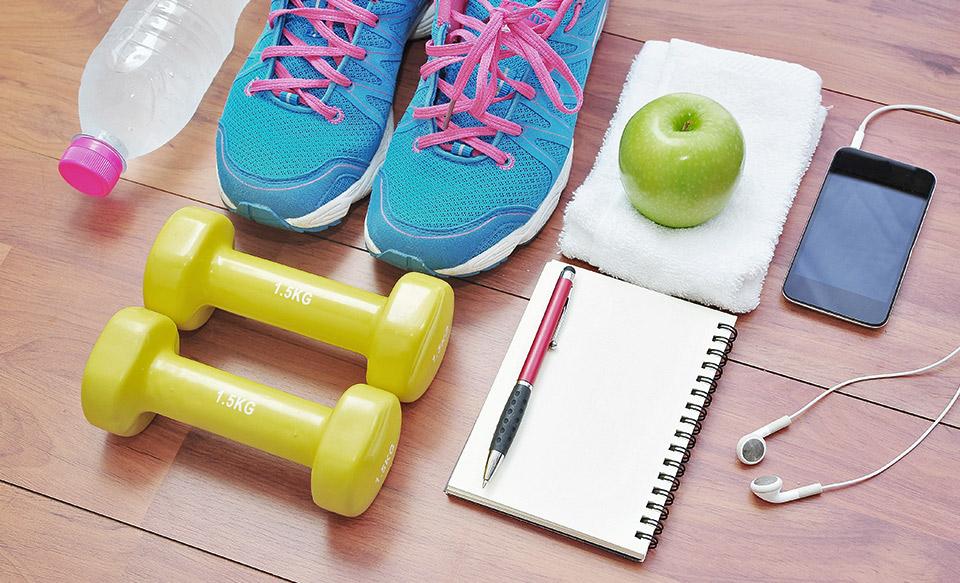 Diario de entrenamiento