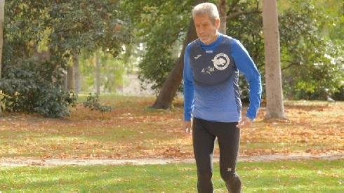 72 años, 79 maratones. Descubre la historia de Simeón