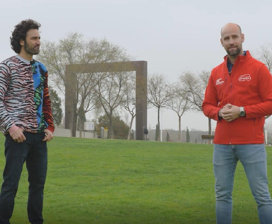 Gonzalo Miró y Raul Gómez presentan los retos y los valientes de este año