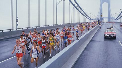 ¿Quieres correr en Nueva York?