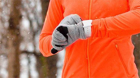 ¿Qué me pongo para correr en invierno?