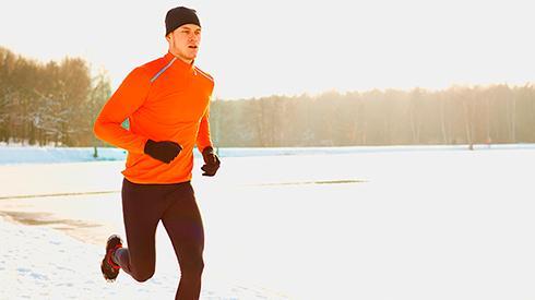 Trucos para correr en invierno