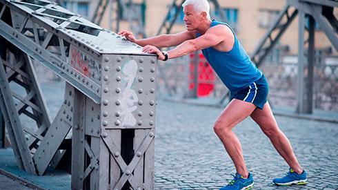 Empezar a correr después de los 40 es posible