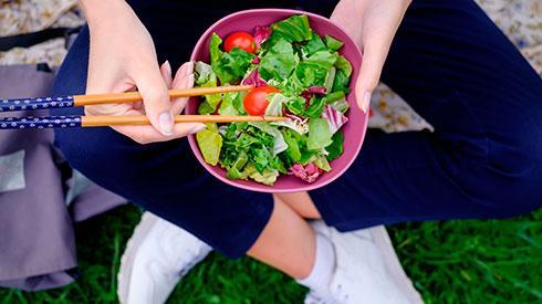 Errores nutricionales más comunes en los corredores