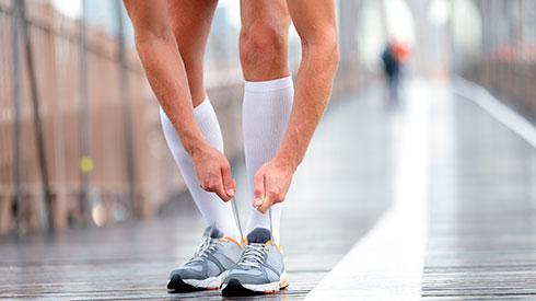 ¿Por qué es importante elegir los calcetines adecuados para correr?